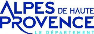 Logo du Département des Alpes de Haute-Provence