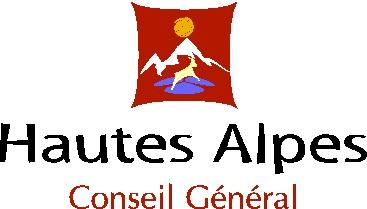Logo du Conseil Général des Hautes-Alpes